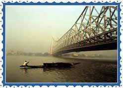 Howrah Bridge Calcutta
