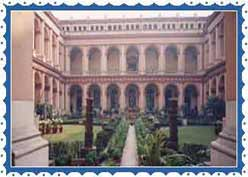 Indian Museum Calcutta