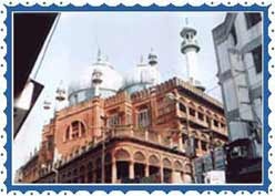 Nakhoda Mosque Calcutta